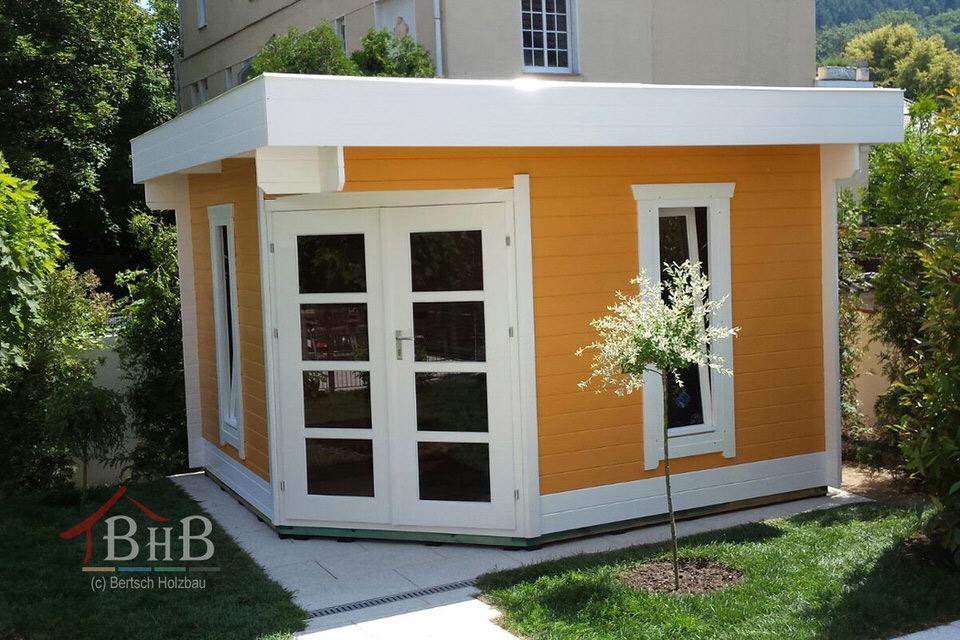 das individuelle Gartenhaus als Blockhaus, Elementhaus oder ...