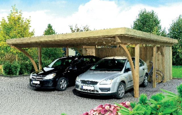 doppelcarport k ln 1 gartenhaus park in st p lten. Black Bedroom Furniture Sets. Home Design Ideas