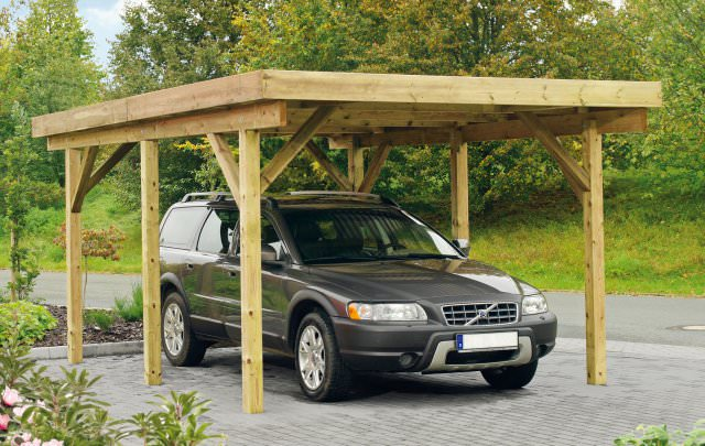 einzelcarport bremen 1 gartenhaus park in st p lten. Black Bedroom Furniture Sets. Home Design Ideas