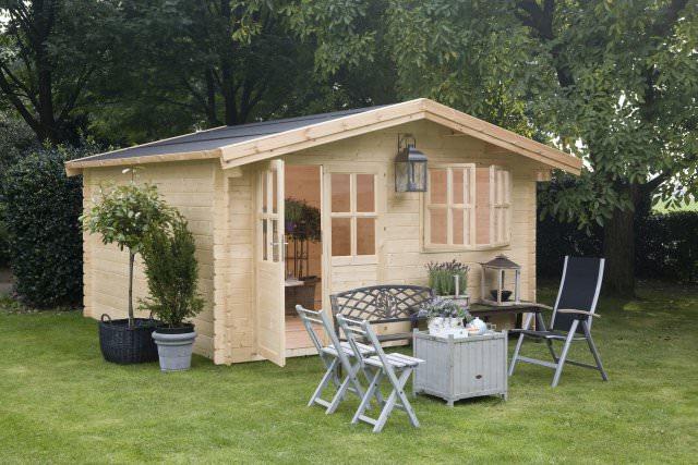 gartenhaus isar gartenhaus park in st p lten. Black Bedroom Furniture Sets. Home Design Ideas