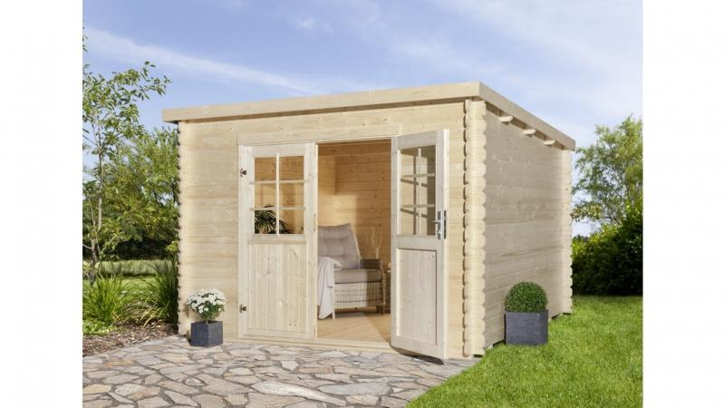 Gartenhaus Malta 3 | Gartenhauspark.at