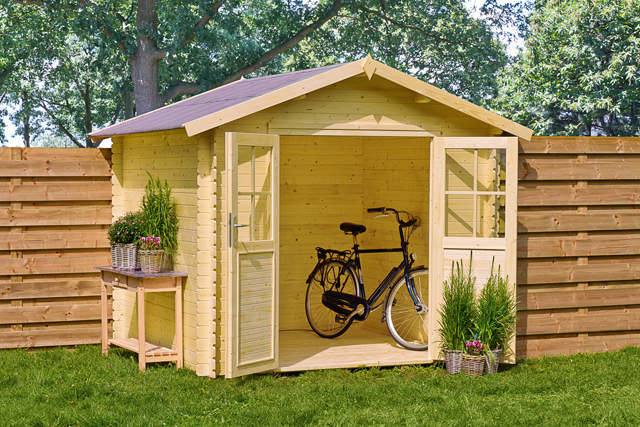 gartenhaus newport gartenhaus park in st p lten. Black Bedroom Furniture Sets. Home Design Ideas