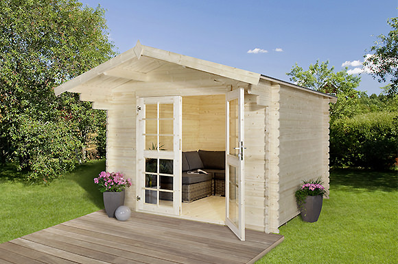 gartenhaus oslo gartenhaus park in st p lten. Black Bedroom Furniture Sets. Home Design Ideas