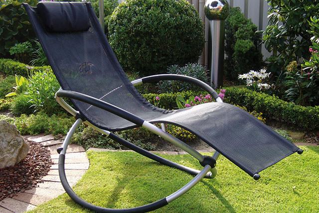 liege schaukel relax gartenhaus park in st p lten. Black Bedroom Furniture Sets. Home Design Ideas